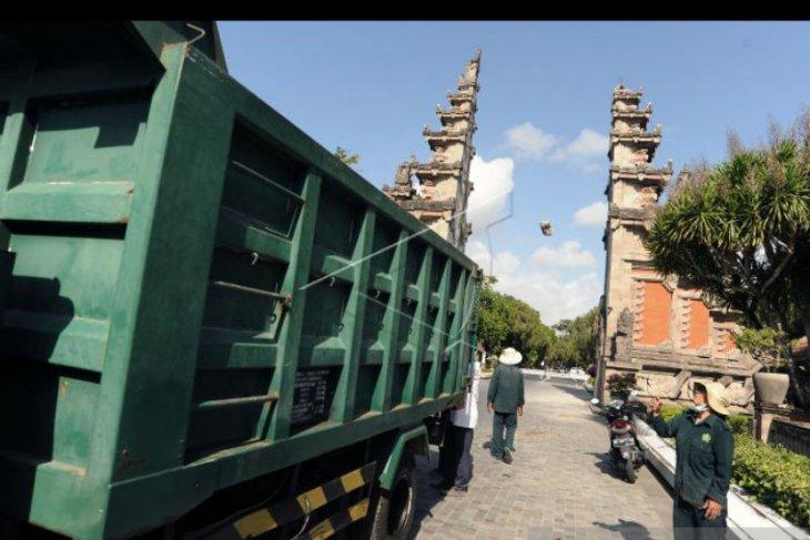 Gempa Bali dilaporkan rusak 23 titik di Badung
