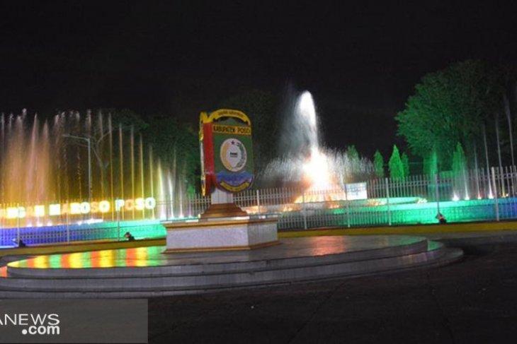 Dinas PUPR Ambon revitalisasi air mancur taman Pattimura