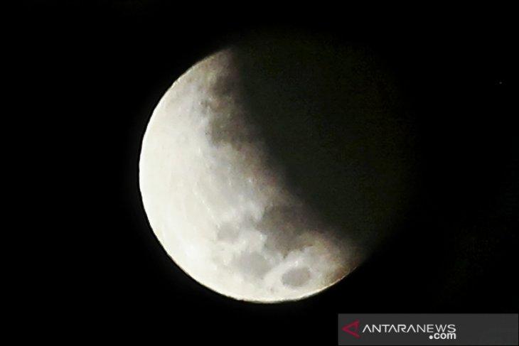 Gerhana bulan parsial