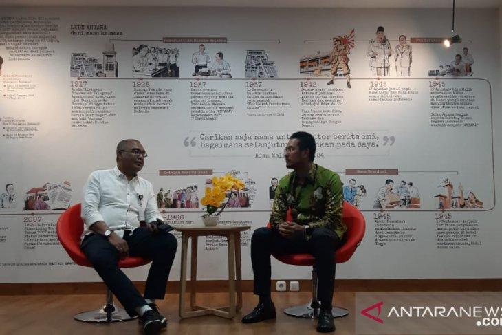 Bupati Sinjai  gandeng LKBN ANTARA untuk layanan informasi publik