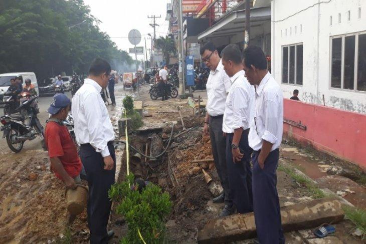 PDAM Tirtanadi: Pasokan air kembali lancar