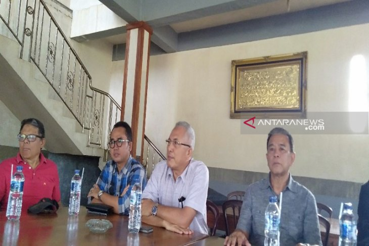 Brigjend TNI (Purn) Sofwat Nasution maju di Pilkada Madina 2020