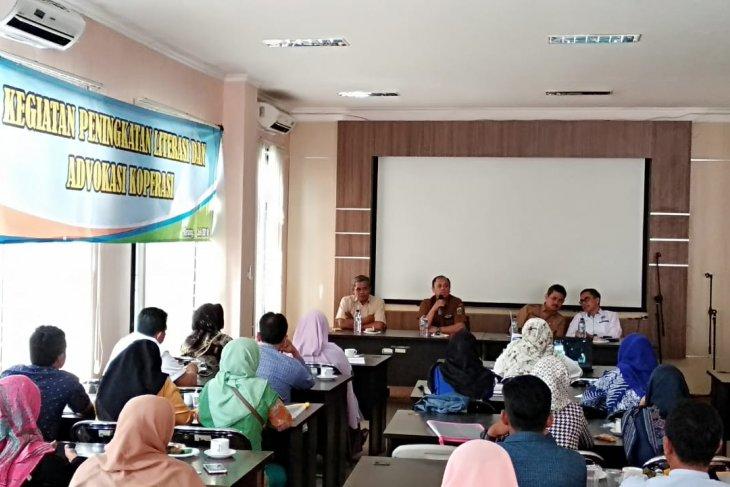 Diskop dan UKM Banten ajak perkuat koperasi dan perangi rentenir
