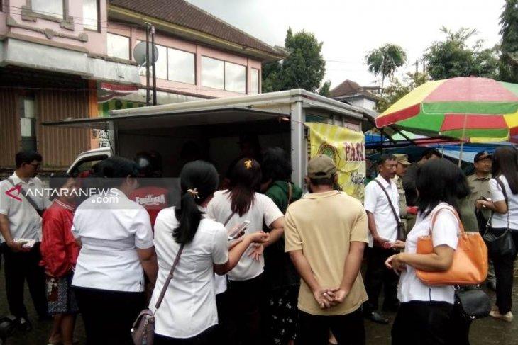 Pemkab Gianyar gelar pasar murah sambut hari raya Galungan