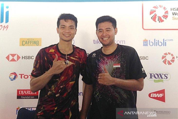 Indonesia Open 2019 , Ricky/Angga  kalahkan pasangan Taiwan Lee Yang/Wang Chi-Lin
