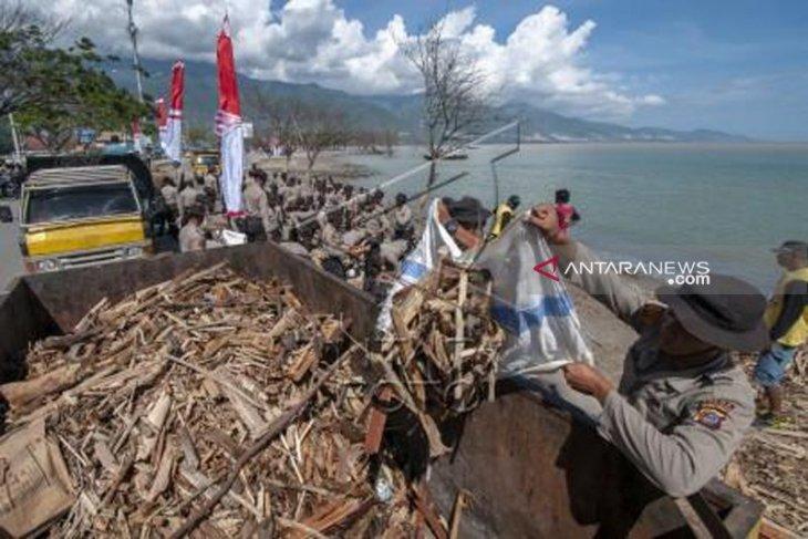 Harapan penyintas tsunami Banten agar dibantu  donatur