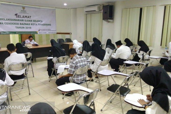 Baznas Kota Tangerang seleksi mahasiwa penerima beasiswa
