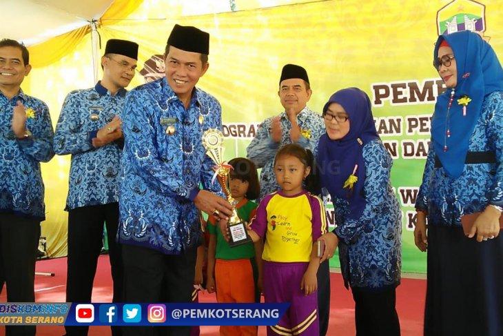 Wali Kota Serang: GP3M dan warga belajar, terobosan luar biasa