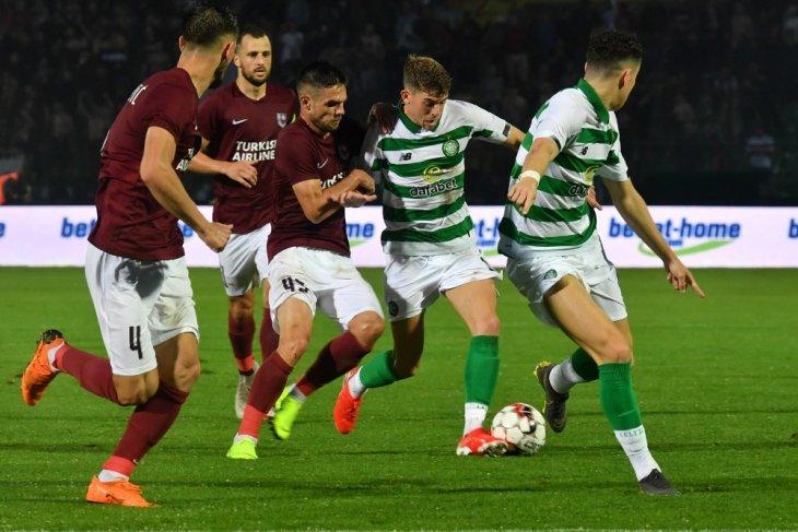 Celtic lolos ke babak kualifikasi kedua Liga Champions