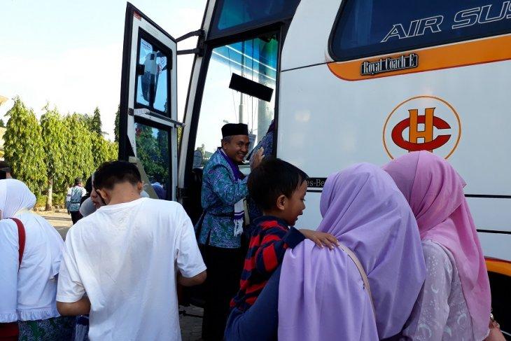 Sempat tertunda, visa tujuh calon haji Kota Kediri sudah tuntas