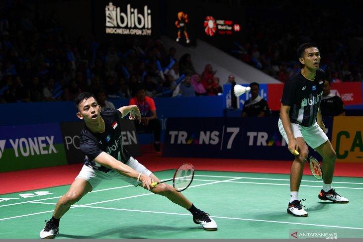 Penguasaan lapangan menjadi krusial pada perempat final Indonesia Open