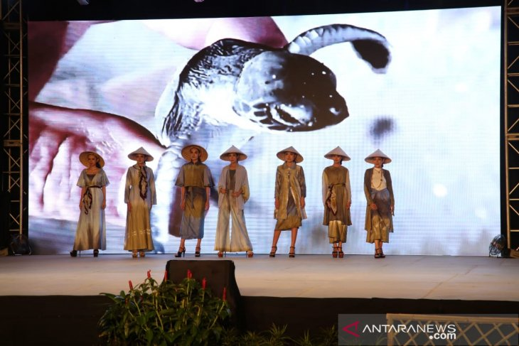 Banyuwangi Fashion Festival angkat tema tradisi lokal