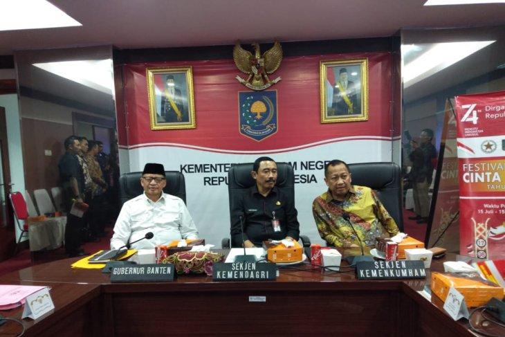Gubernur Banten: Antarlembaga pemerintah tidak boleh ada konflik
