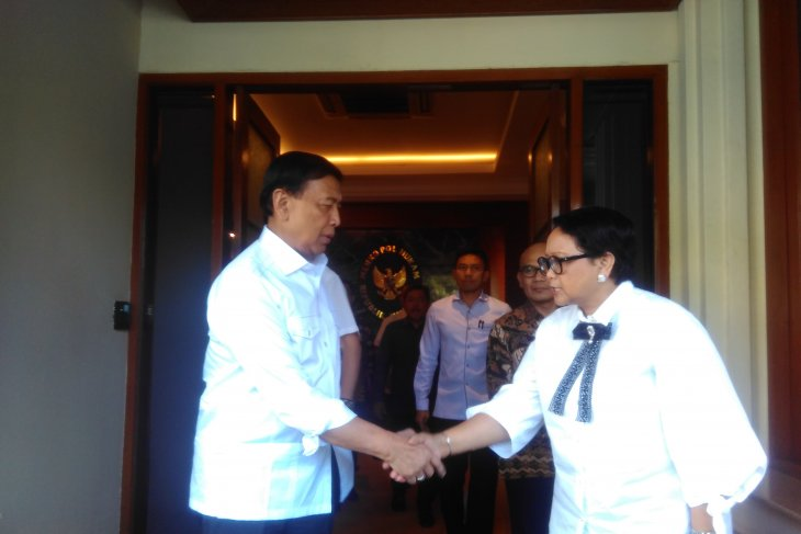 Wiranto to discusss Indonesia-Timor Leste borders with Xanana