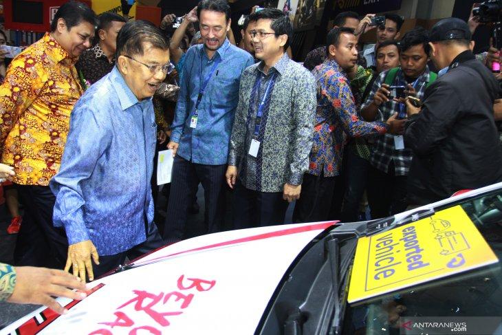 Menperin ungkapkan dua industri otomotif siap investasi Rp50 triliun