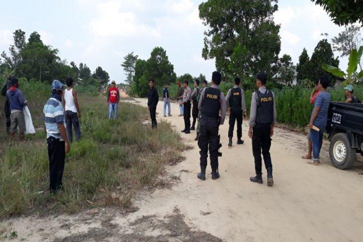 500 personel gabungan dikerahkan ke lokasi  bentrok