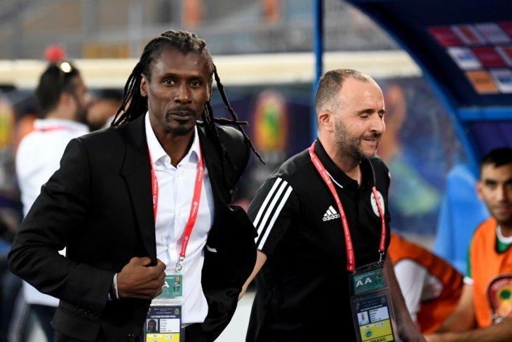 Final Piala Afrika, pertarungan bergengsi dua pelatih lokal