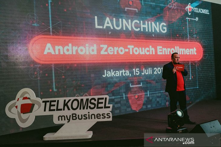 Telkomsel myBusiness-Google hadirkan