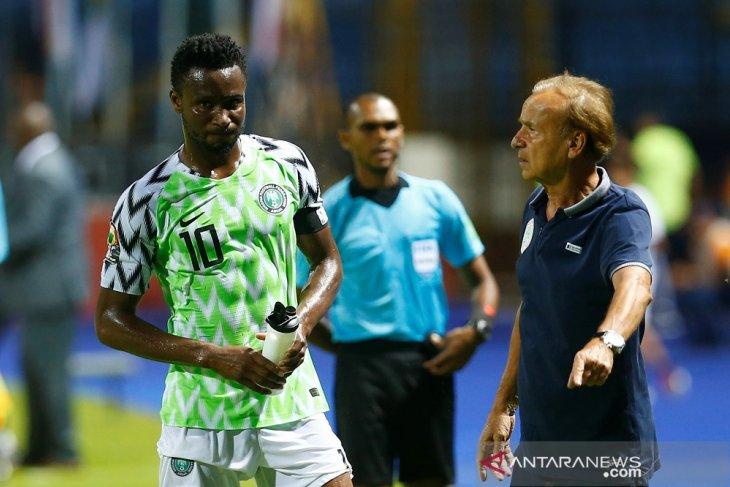 Obi Mikel umumkan pensiun dari timnas Nigeria