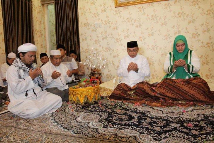 Wali kota Muhammad Idaham TPHD haji Binjai