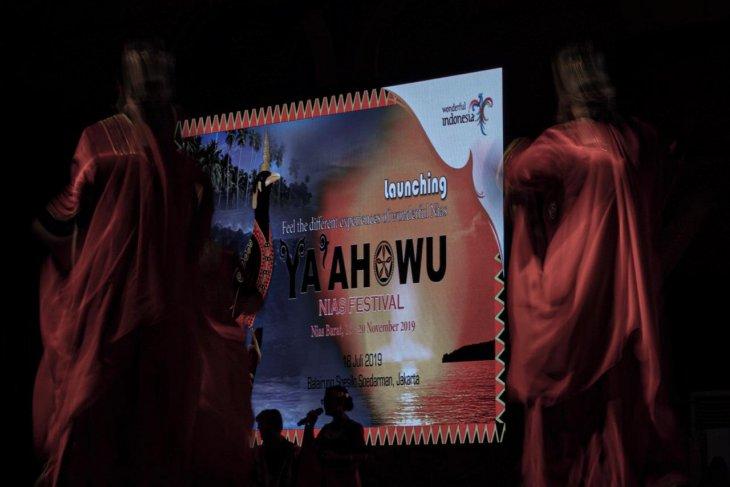 Ya'ahowu Nias Festival 2019 sasar kaum  milenial