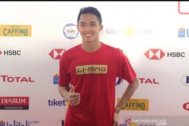 Dijegal unggulan 4, Jonatan Christie gagal ke semifinal Blibli Indonesia Open