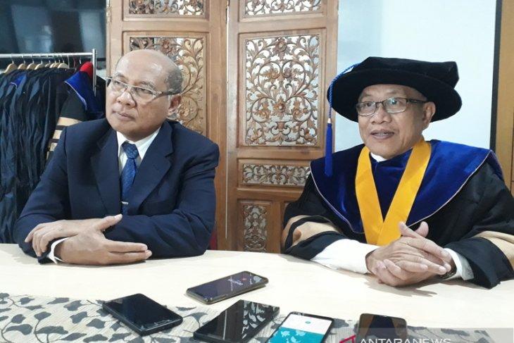 Guru besar UP rekomendasikan bentuk kajian akuntansi pemerintahan