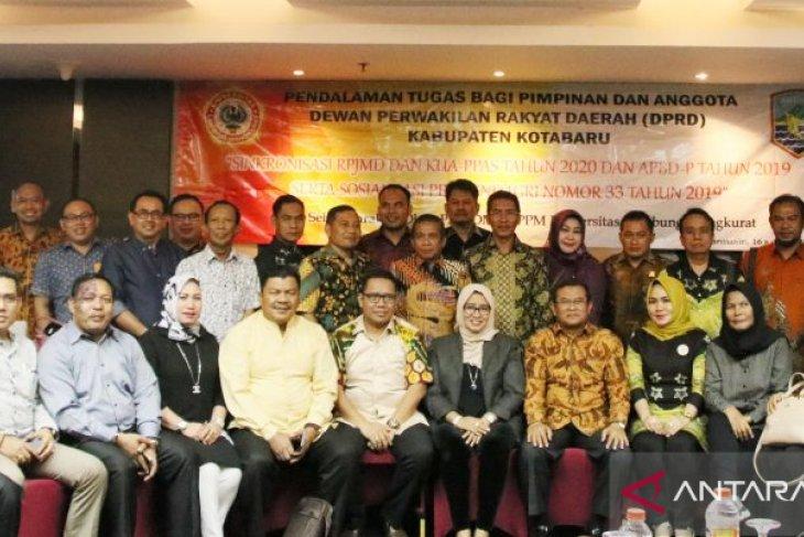 Rektor ULM: Tingkatkan terus sinergi legislatif dan eksekutif