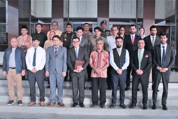 Afganistan belajar penyelesaian konflik di Maluku