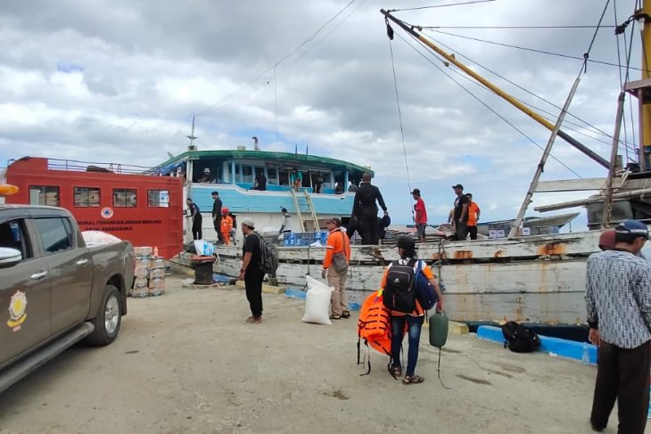 DKP Malut diminta arahkan bantuan ke daerah terdampak gempa Halsel