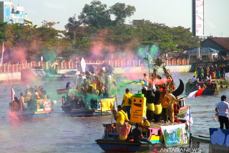 Susur Sungai Badan Musyawarah Perbankan Daerah Kalsel