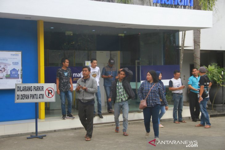 Gangguan Sistem, ATM Bank Mandiri Offline