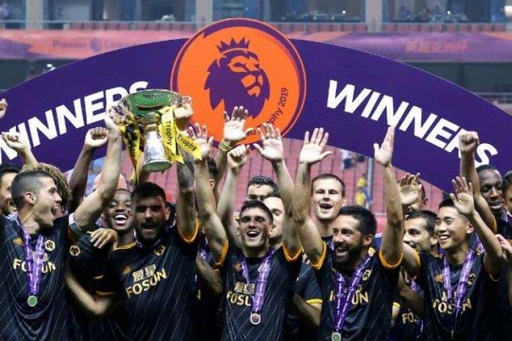 Wolves juara turnamen Shanghai setelah kalahkan Manchester City