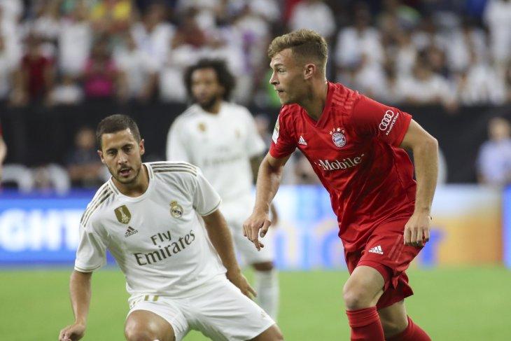 Bayern Munchen lumat Real Madrid 3-1 di turnamen pramusim