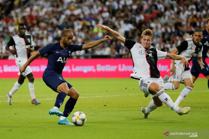 Juventus kalah 2-3 dari Spurs