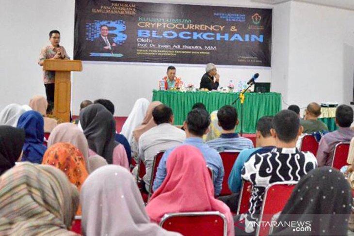 Pakar: Teknologi blockchain menjadi andalan generasi muda di masa depan