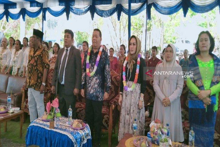 Bupati Madina silaturahmi dengan masyarakat Lumban Pinasa