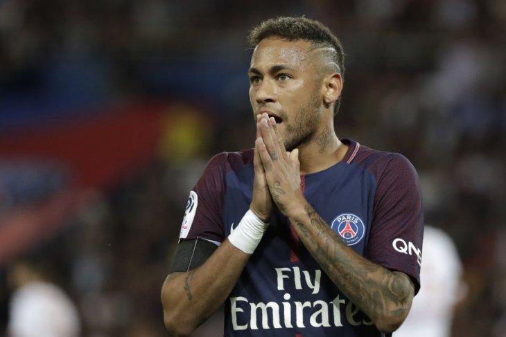 PSG tanpa Neymar dalam laga pramusim