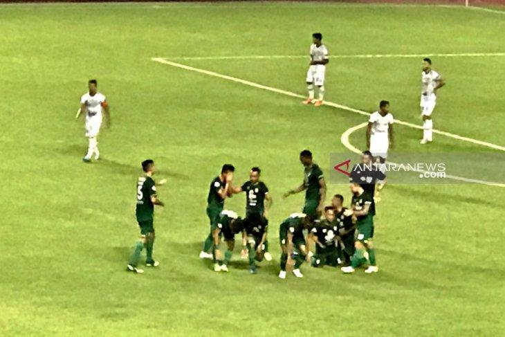 Persebaya unggul 1-0 atas PS Tira-Persikabo di babak pertama