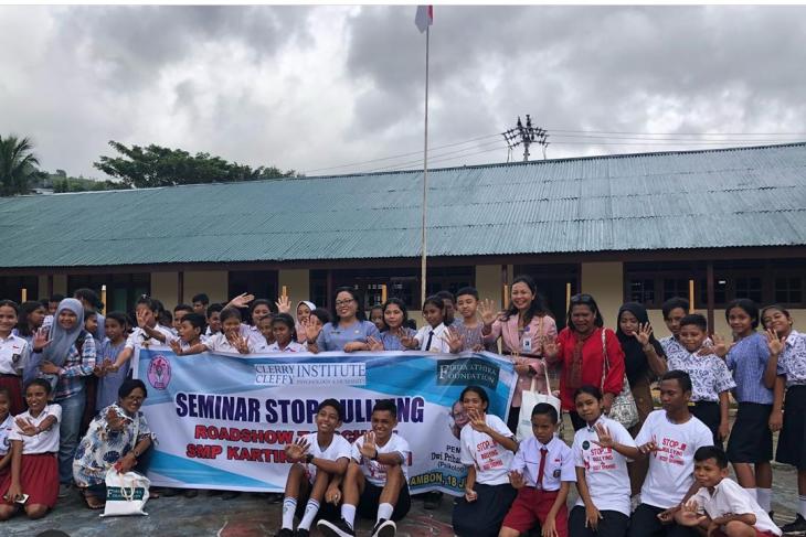 Pelajar dan mahasiswa di Ambon diberi pemahaman body shaming