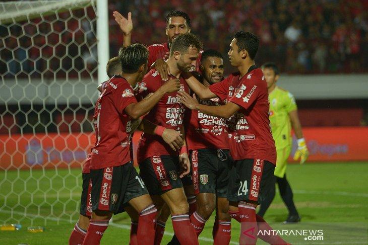 Bali United menang atas PSS Sleman