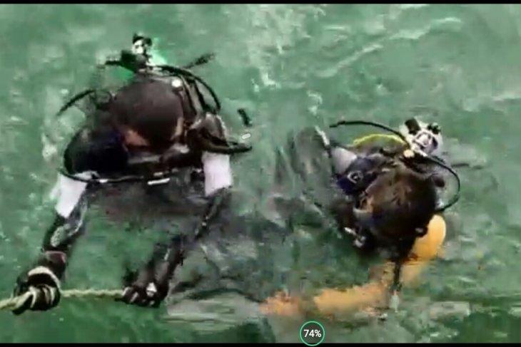 SAR hentikan pencarian ABK tenggelam