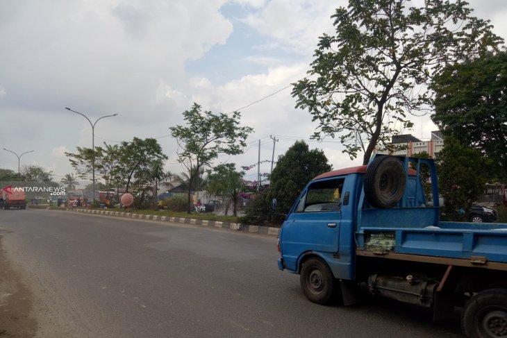 Korban penembakan di Palembang, pedagang asongan ini ternyata hendak lindungi temannya