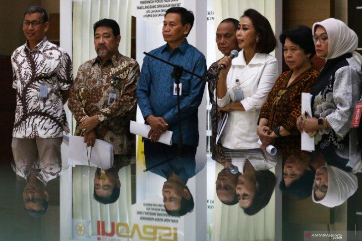 Pansel KPK tanggapi soal rekam jejak calon pimpinan KPK