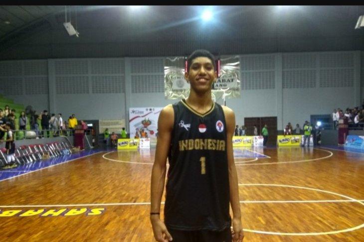 Catat sejarah, Tim basket putra Indonesia lolos ke final ASG 2019