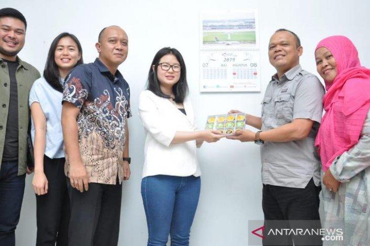 Grab Indonesia kunjungi Antara Sumut