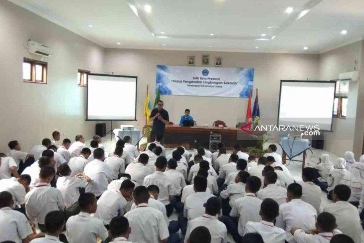 KPAD Bekasi sosialisasi cegah perundungan di sekolah saat MPLS