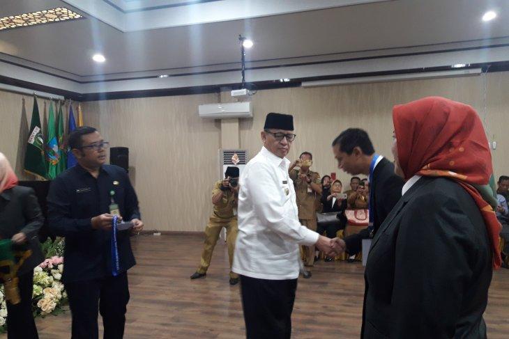 Banten governor protests decision to downgrade 21 hospitals