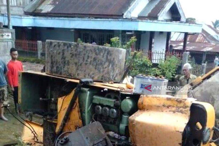 Operator alat berat di Rejang Lebong meninggal terlindas