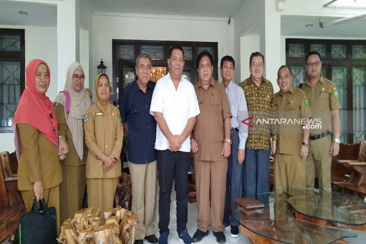 Joint Health Council Sumut berkunjung Ke Madina